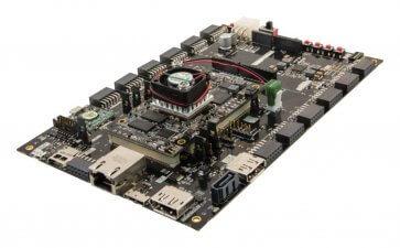 Kit de dezvolatare Zynq UltraScale + System-on-Module (SoM)