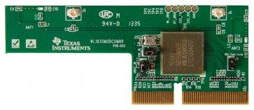Placa de evaluare modul WiLink™ 8
