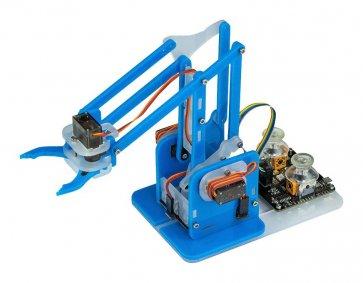 Kit braț robotic MeArm pentru Arduino