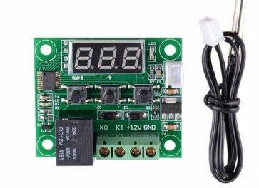 Termostat digital W1209