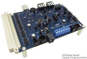 Placă de dezvoltare C8051F580DK