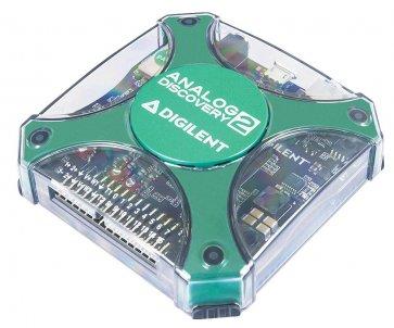 Analog Discovery 2 Oscilloscop USB