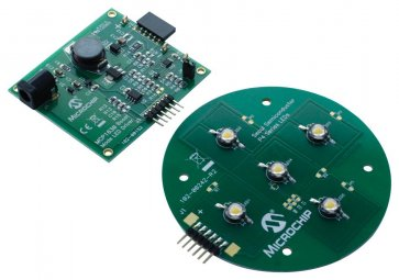 Placă dedzzvoltare MCP1630DM-LED2