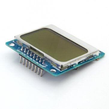 Ecran Nokia 5110 84x48