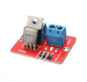 Modul Tranzistor de Putere IRF520