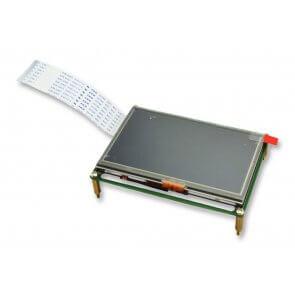 "Modul LCD LCD8000-43T Ecran tactil 4.3"""