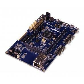 Panou de evaluare, SAM V71 / V70 / S70 / E70 MCU s, butoane mecanice