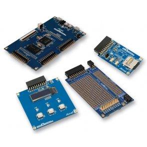 Kit de dezvoltare, SAM4SD32 MCU, Xplained Pro, Senzori de lumină / temperatură, Display OLED
