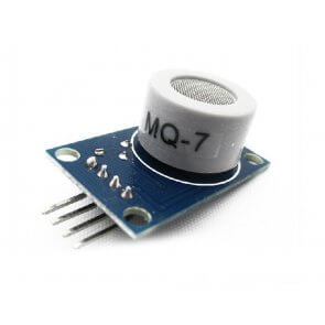 Senzor detecție monoxid de carbon MQ-7