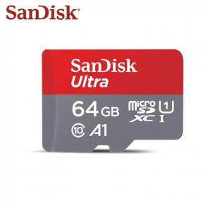 Card Micro SD 64GB Sandisk