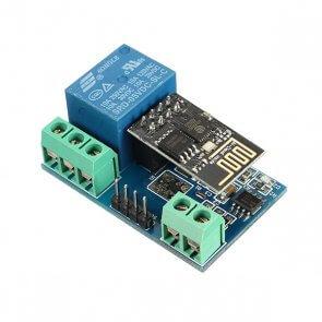 Modul esp8266 cu wifi și releu