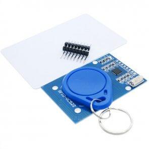 Modul RFID cu card si tag