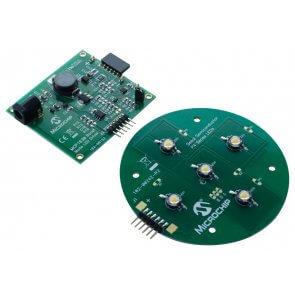 Placă de dezvoltare MCP1630DM-LED2
