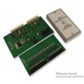 Placă evaluare TLC59116 driver LED 16 canale
