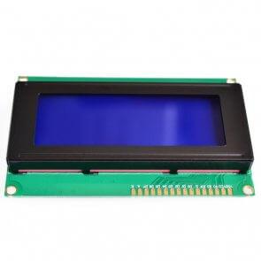 Ecran LCD 2004 Albastru