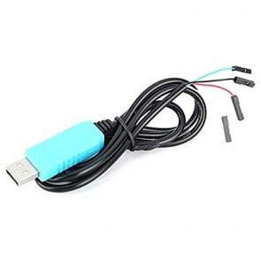 Cablu PL2303 TA catre TTL RS232