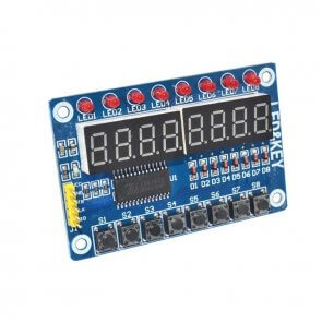 Modul TM1638 multifuncțional