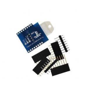 Placa expansiune DHT22 Wemos D1 mini