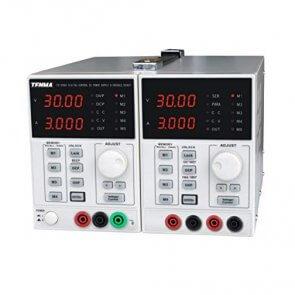 Sursă de alimentare dublă programabilă Tenma 72-10505, 2x0-30V 0-3A, 1x5V