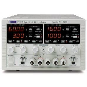 Sursă de alimentare programabila CPX200DP ATMI-TTI 0V-60V, 0A-10A