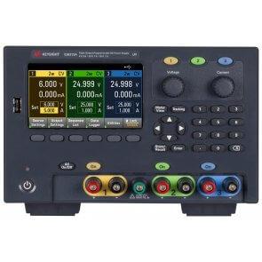 Sursă de alimentare programabilă cu 3 ieșiri KEYSIGHT E36312A  0V-6V, 0A-5A