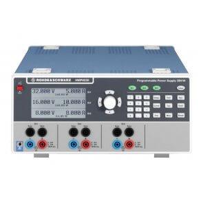 Sursă de alimentare programabilă  R&S HMP4030 cu 3 ieșiri 0V - 32V, 10A