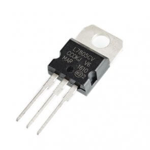 Regulator de Tensiune de 5V L7805 TO-220