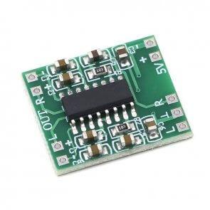 Modul Mini Amplificator Clasa D Stereo PAM8403 de 3 W