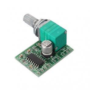 Modul Amplificator Audio cu Potențiometru PAM8403