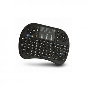 Tastatura Wireless Rii i8 2.4G cu touchpad