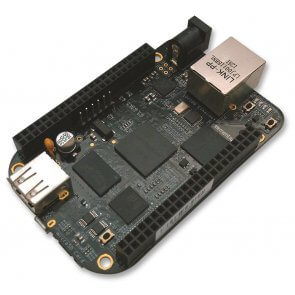 BeagleBone Rev C Black 4GB