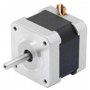 Motor Stepper ST4118L1804-A NANOTEC 1.8A