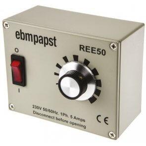 Controller Motor Ventilator REE 50 EBM-PAPST