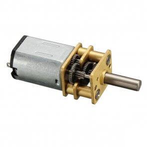 Motor cu Reducție N20 12V