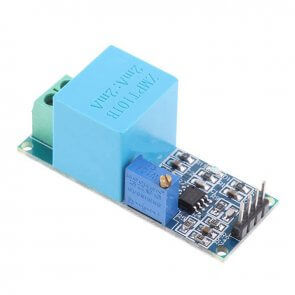 Modul senzor tensiune ZMPT101B
