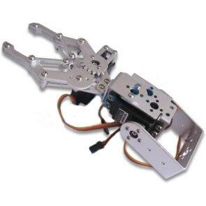 Brat robotic manipulator cu 2 motoare