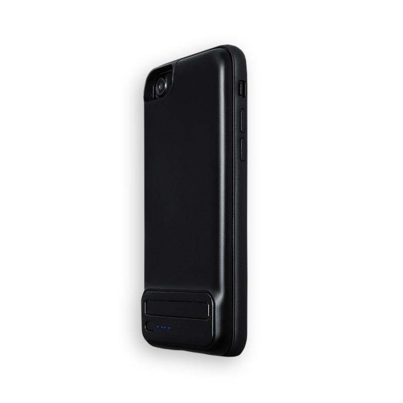acumulator extern pentru iphone 7 3000mah negru