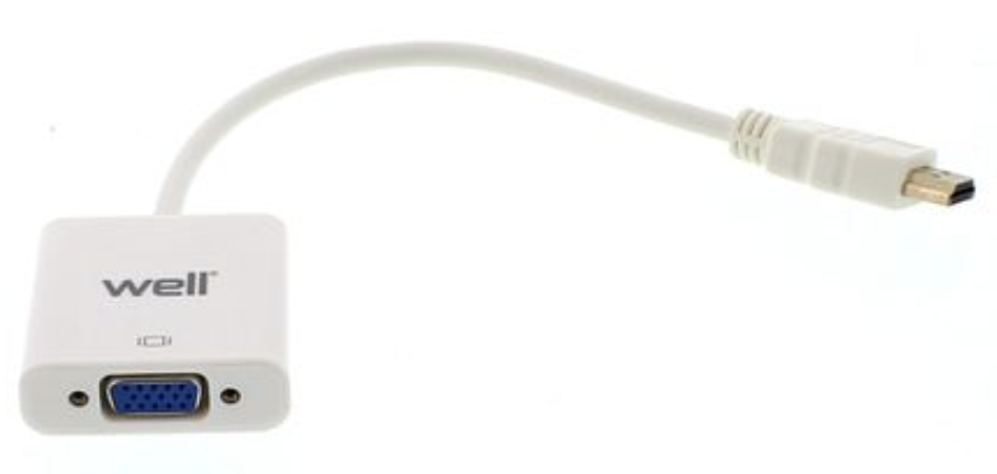 adaptor hdmi-vga